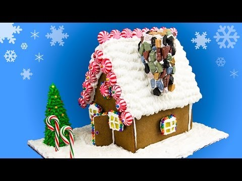 How to Make a Gingerbread House: Gingerbread House Recipe from Cookies Cupcakes and Cardio