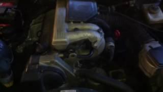 ДВС (Двигатель) BMW 3-series (E36) Артикул 900041282 - Видео