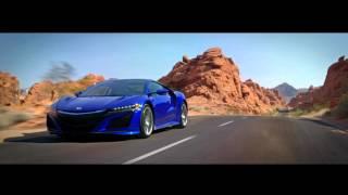 Acura начала производство суперкара NSX
