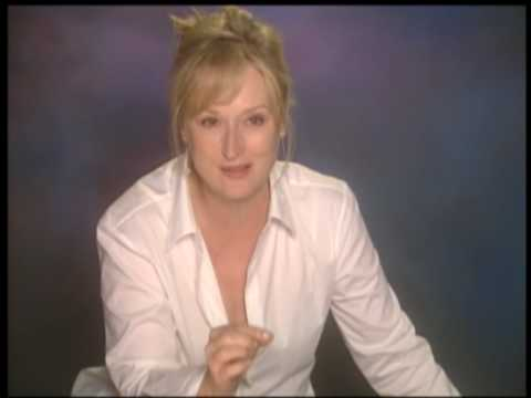 Meryl Streep - Adaptation Interview