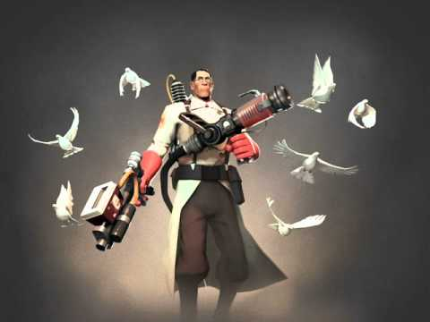 TF2 music meet the medic- MEDIC!