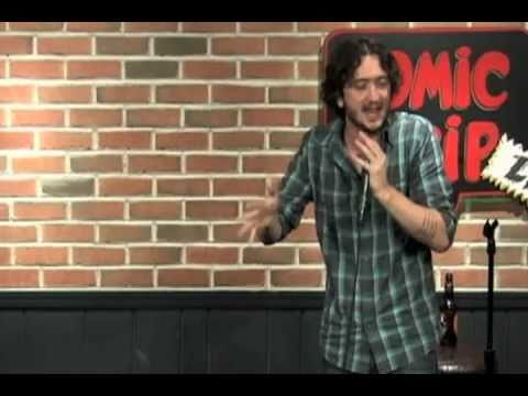 Lee Camp live stand-up at the Comic Strip (NYC) - Marketing and Manipulation