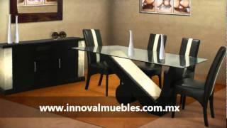 Comedores contemporaneos - comedores onix mexico - comedores ...