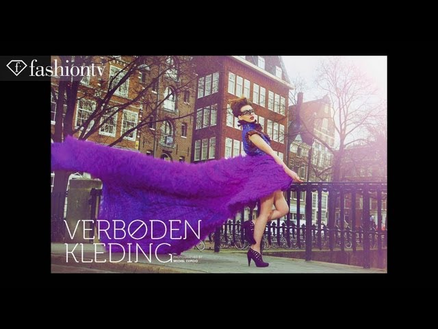 "FashionTV Magazine Vol. 3 Groove - Edgy Issue ""Verboden Kleding"" Photo Shoot 