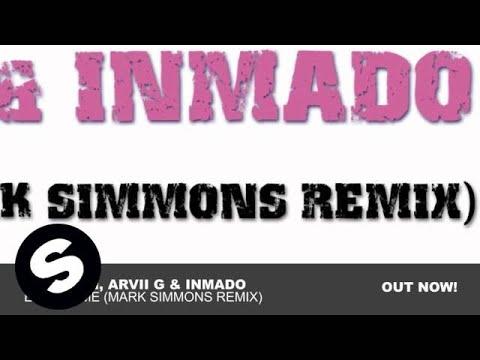 Chanson, ArvII G & Inmado - Everytime (Mark Simmons Remix) - spinninrec