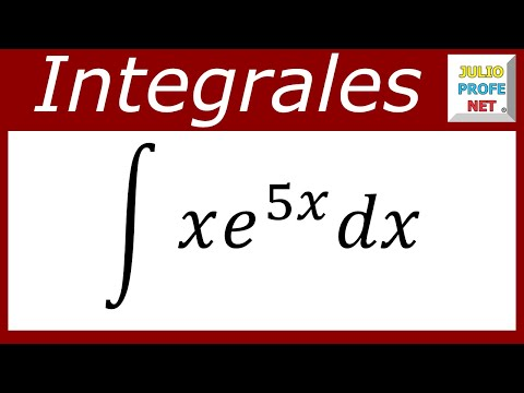 Solución de una Integral por Partes