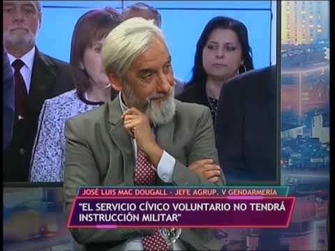 Servicio Cívico Voluntario:
