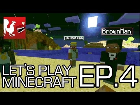 Let's Play Minecraft Part 4