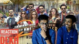 Indian reacts To : Jawani Phir Nahi Ani - 2 [Trailer] ARY Film