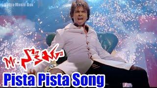 Pista Pista -  Mr Nookaiah