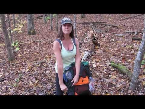 Backpacking Hiking Gear Backpack Review