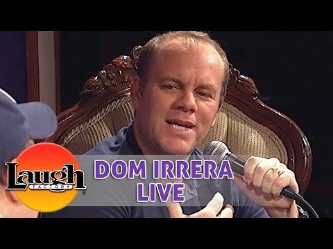 Tom Papa Returns - Dom Irrera Live From The Laugh Factory (Podcast)