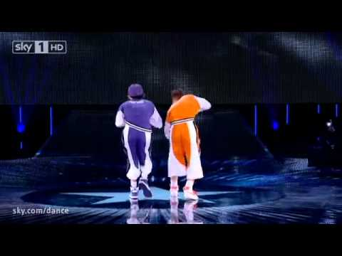 Chris and Wes - Got to Dance 2011 - Final