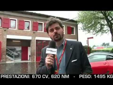 Ruote in Pista n. 2101 - Ferrari 599 GTO