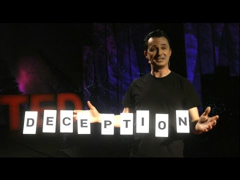 Marco Tempest: A magical tale (with augmented reality)
