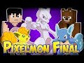 Pixelmon #6 [3ªT.FINAL] // MEWTWOOOOOOOOO *0* !!! ( RE-UPADO )