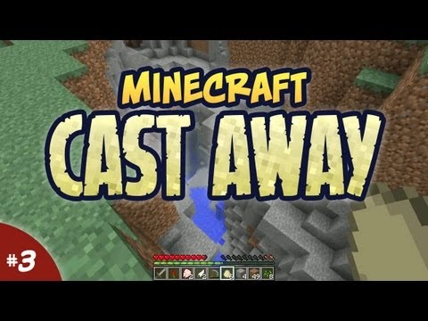 Minecraft Cast Away #03 - Not A Farmer