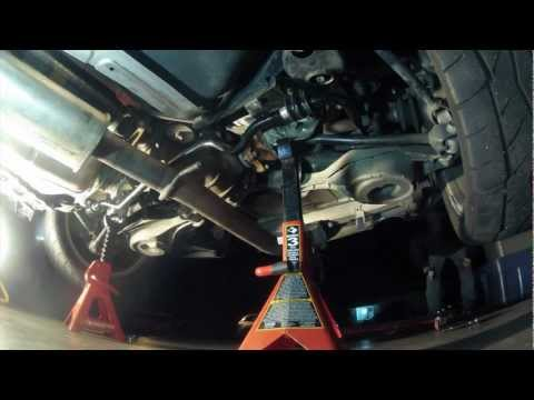 Project350z Garage Work