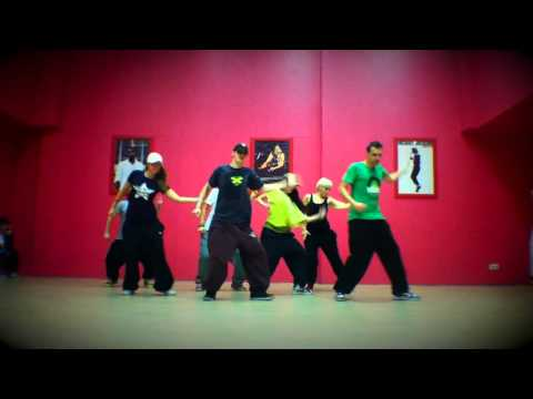 """Vybz Kartel - Me In Love"" Ragga Dancehall Choreography by Andrey Boyko"