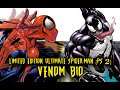 Ultimate Spider-Man (Limited Edition) VENOM characters bio