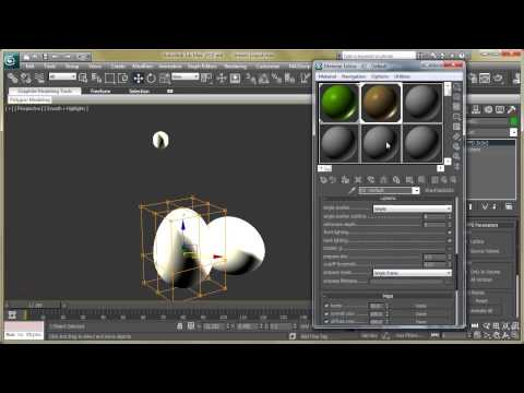 RealFlow & 3ds Max Tutorial: Create flowing liquids, Part 4