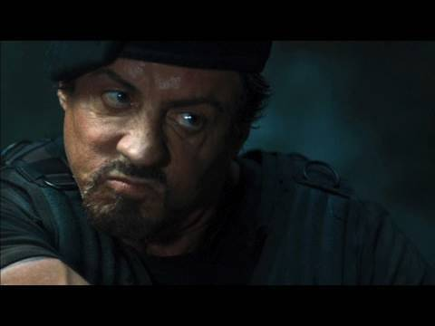 -The Expendables- Trailer HD