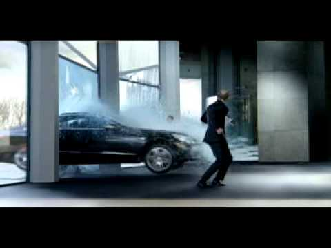 M Benz E Coupe TVC Museum