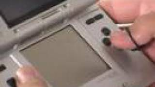 ds thumb stylus Nintendo