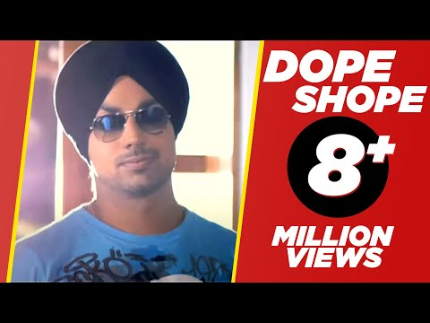 """Dope Shope"" Honey Singh ft. Deep Money [OFFICIAL MUSIC VIDEO]"