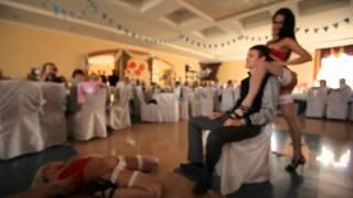 Stripers en el convite de una boda (Rusia Style)