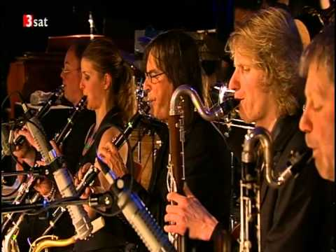 ROY HARGROVE & THE WDR BIG BAND AT LEVERKUSEN 2007
