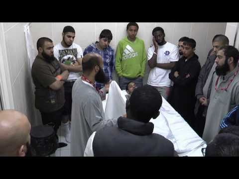 Tarbiyyah Programme 2011 - Death : Ghusl & Shrouding Practical Workshop