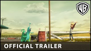 Luis And The Aliens - Official Trailer - Warner Bros. UK