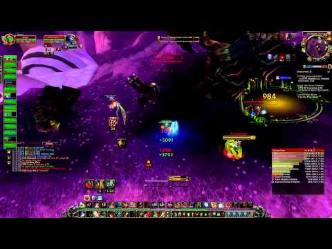 WoW PvP - I died Defending Eye of the Storm