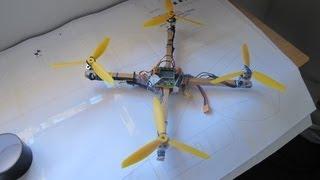 New HexTronik HXM2730 Brushless Outrunner 1500kv Motor 24gram plane quadcopter