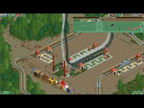 Rollercoaster Tycoon 2, odc. 5 - co się ze mną ostatnio działo?