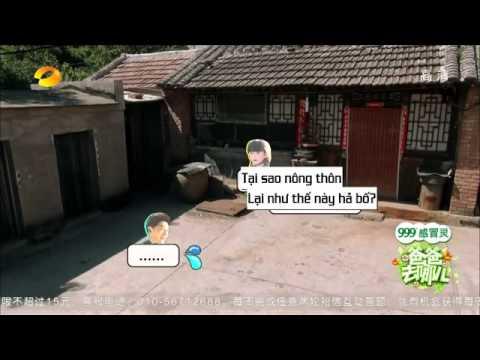 Bố Ơi ! Mình đi đâu thế ? Trung Quốc Tập 1 – Thôn Linh Thủy