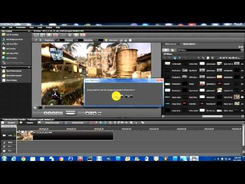 Roxio Game Capture Software TUTORIAL Lower Sound/720P Render