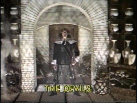 The Devils (1971) Trailer