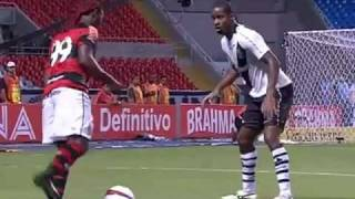 Dedé humilha Vagner Love Vasco vs Flamengo view on youtube.com tube online.