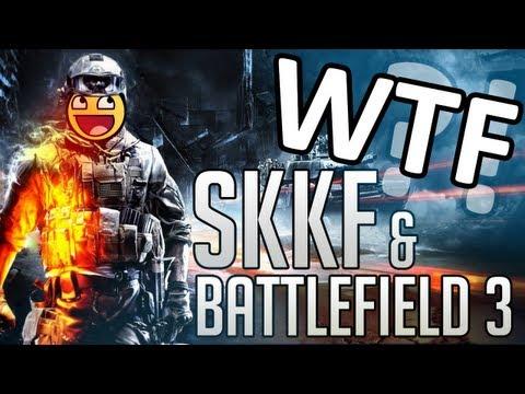 Battlefield 3 & skkf: WTF, czyli zbiór osobliwych wydarzeń (BF3 WTF #1)