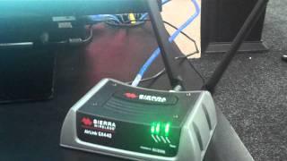 sierra wireless airlink gx440 at distributech 2012
