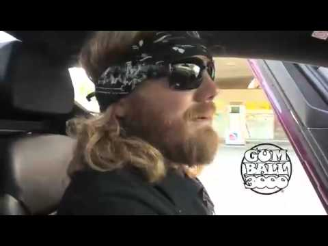 '3000 Miles' - Ryan Dunn 'Pulled over!' -CBMLo4qn0yo