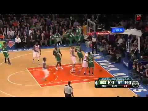 Boston Celtics Vs New York Knicks - NBA Playoffs 2013 Game 2 - Full Highlights 4/23/13