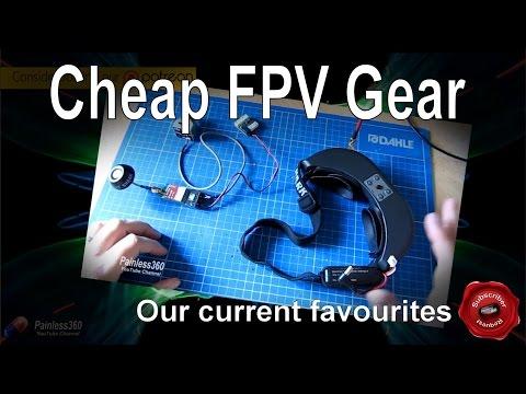 Budget FPV - Our favourite cheap kit, July 2016 - UCp1vASX-fg959vRc1xowqpw