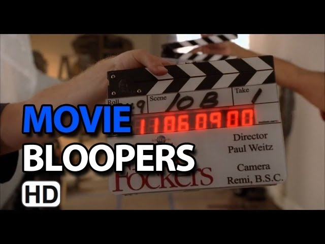 Little Fockers (2010) Part 1 Bloopers Outtakes Gag Reel