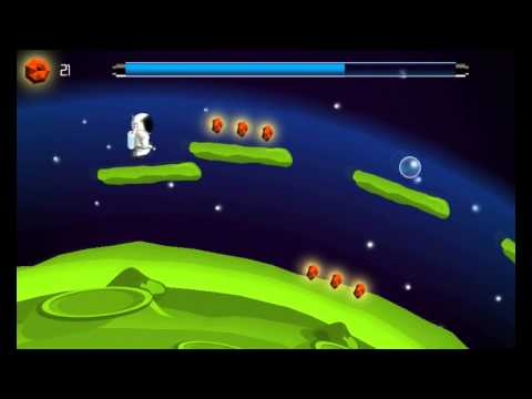 Star Jumper game for Windows Phone trailer