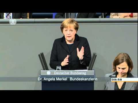 """Angela Merkel: """"Wir nehmen die Gefahren des Rechtsextremismus sehr ernst"""""""