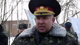 Генерали зі всієї України навчались у Житомирі