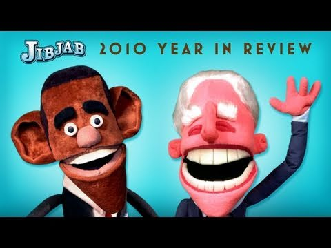 So Long To Ya, 2010 | The JibJab 2010 Year in Review!